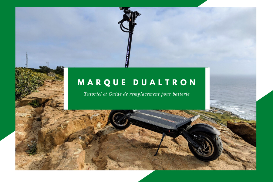 Comment changer sa batterie de trottinette pour Dualtron?